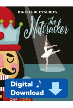 Music for Two Nutcracker - Flute or Oboe or Violin & Flute or Oboe or Violin - Choose a Mini-Set! Digital Download