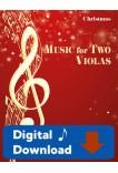 Music for Two Violas, Christmas Favorites 45119DD