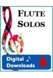 Flute & Piccolo - Solo Instrument & Keyboard - Choose a Title! Digital Download