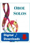 Oboe & English Horn - Solo Instrument & Keyboard - Choose a Title! Digital Download