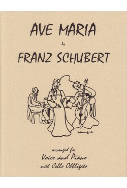 Ave Maria by Franz Schubert 40019-FS