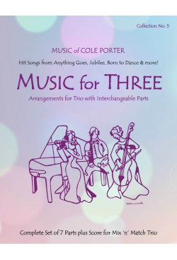 Music for Three - Collection No. 5: Music of Cole Porter, 57005