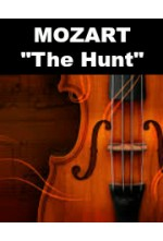 "Mozart's ""The Hunt"" for Woodwind Trio 13022DD Digital Download"